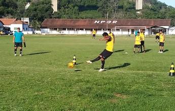 Após muitos gols perdidos, Rio Branco calibra pontaria para pegar o Operário