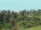 Grupo de sem-terra ocupa fazenda em Santa Terezinha de Itaipu, no Paraná