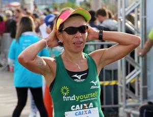 Conceição Oliveira, corredora de rua (Foto: Carlos Novais/Eucorro.com)