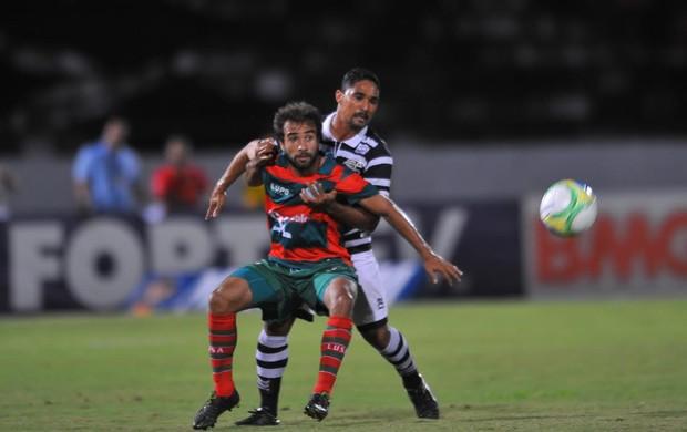 Santa Cruz x Portuguesa (Foto: Aldo Carneiro/Pernambuco Press)