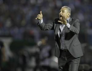 Tite, Uruguai x Brasil