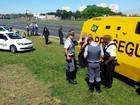 Malotes de carro-forte são roubados às margens de rodovia em Campinas