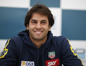 Felipe Nasr em Silverstone, Inglaterra (Foto: Divulgação)