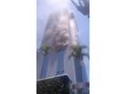 Prédio comercial pega fogo no Jardim Aquárius em São José; veja vídeo