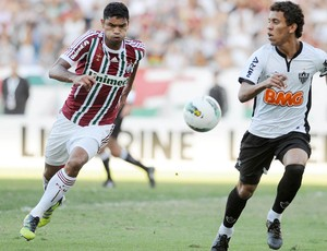 Gum, Fluminense x Atlético-MG (Foto: Dhavid Normando / Photocamera)
