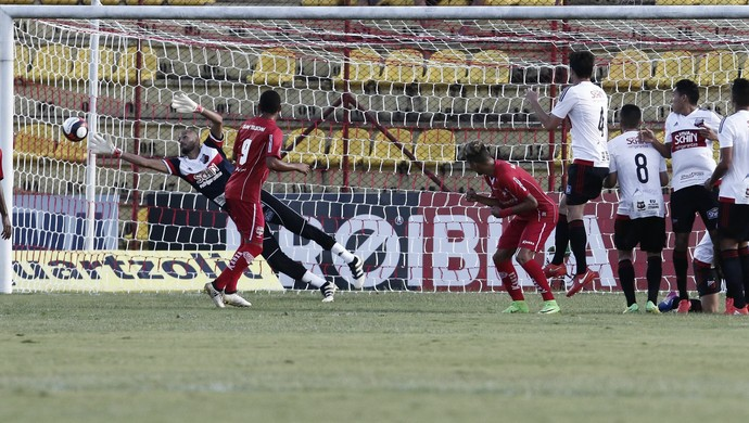 Audax x Ituano Fábio (Foto: Miguel Schincariol / Ituano FC)