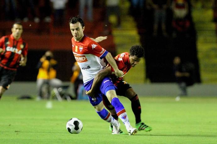 Sport x Fortaleza (Foto: Marlon Costa / Pernambuco Press)