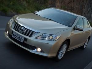 Corolla; Camry; Toyota; 2013; xrs; lançamento (Foto: Divulgação)