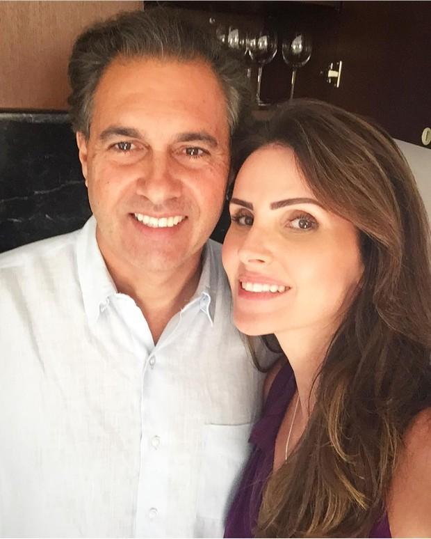 Lisandra Souto fica noiva de Gustavo Fernandes (Foto: Reprodução do Instagram)