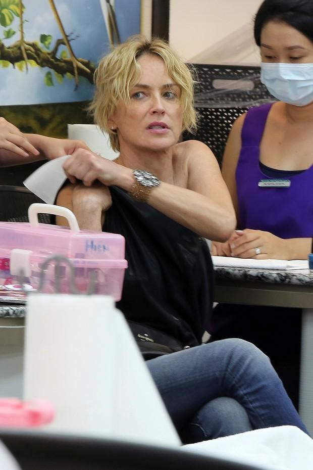 Sharon Stone (Foto: AKM-GSI)