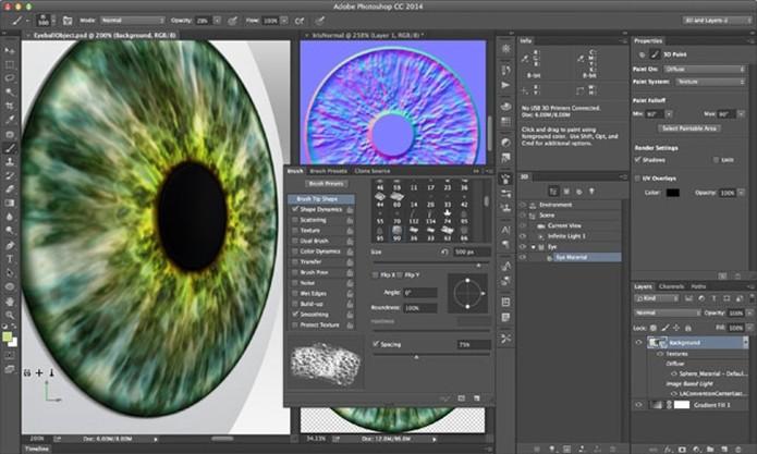 Nova experiência em impressão 3D no Photoshop CC (Foto: Divulgação/Adobe)