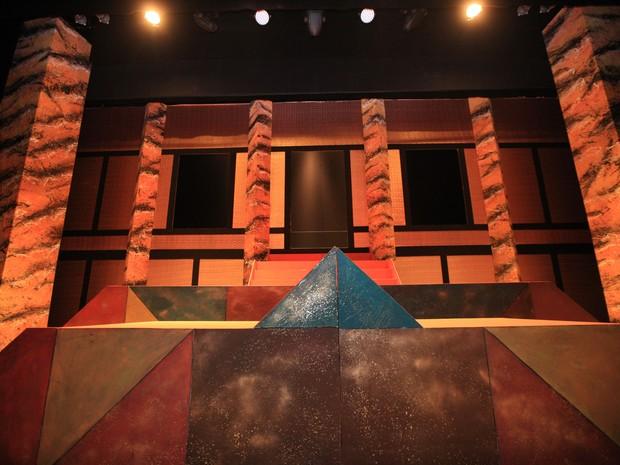 """Segunda (19) acontece o ensaio geral da ópera """"Turandot"""" no Theatro da Paz. (Foto: Agência Pará)"""