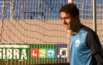 Keirrison comemora sequência no time titular e destaca evolução do Londrina