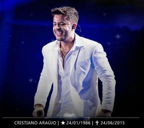 Cristiano Araújo vai ser homenageado na Festa do Peão de Barretos (Foto: Divulgação)