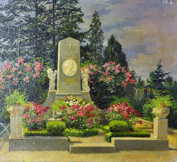 Pinturas de Hitler vão a leilão na Inglaterra (Foto: Reprodução)