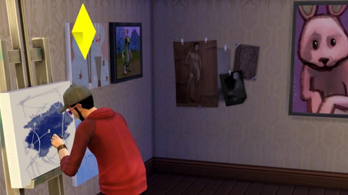 Qualquer passatempo em The Sims 4 pode acabar gerando renda inesperada (Foto: carls-sims-4-guide.com)