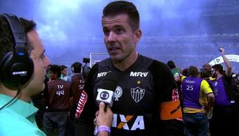 """""""Mesmo não tendo o título, me sinto orgulhoso deste grupo"""" diz goleiro Victor do Galo"""