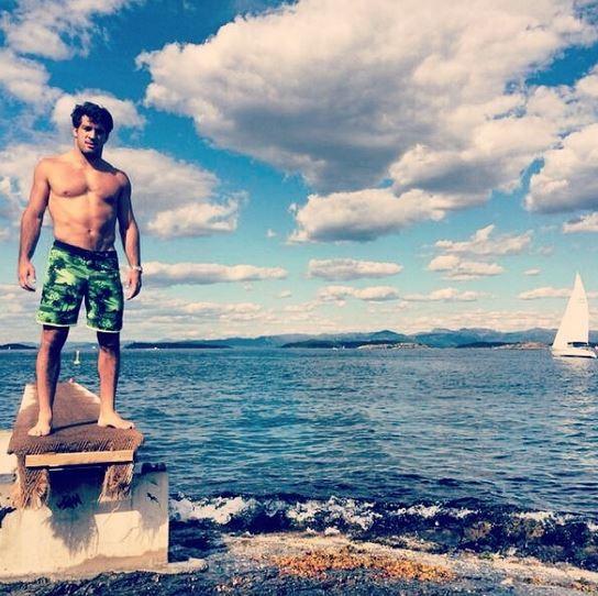 Gregor Gracie (Foto: Instagram / Reprodução)