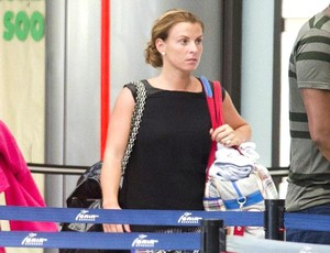 Coleen Rooney Mulher do Ronney (Foto: Splash News)