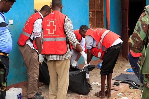 Ataque foi realizado pelos extremistas do grupo somali Al Shabab (Foto: Reuters)