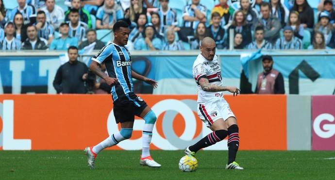 Maicon São Paulo Grêmio (Foto: Rubens Chiri / site oficial do São Paulo FC')