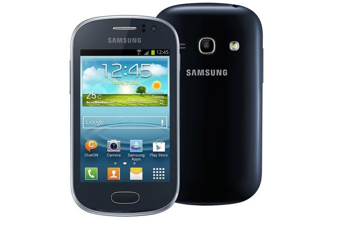 Galaxy Fame (Foto: Divulgação/Samsung)