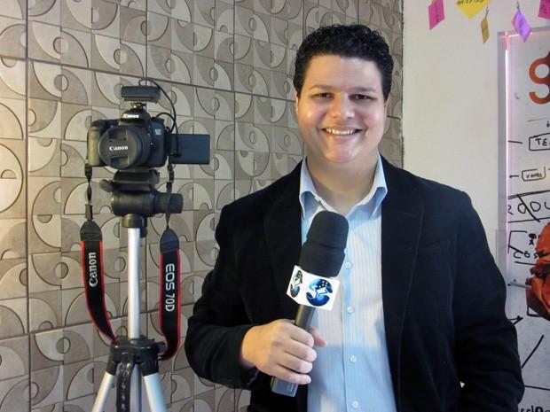 G1 - Moradores de Ceilândia, no DF, criam canal de TV online