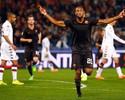 Com gol e bronca de Keita, Roma vence e segue colado no Juventus