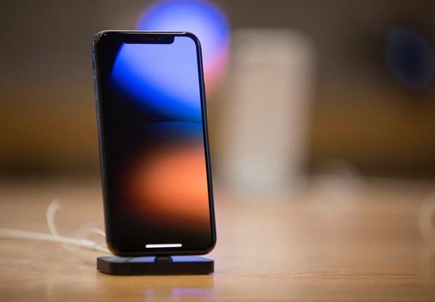 iPhone X, Apple (Foto: Omer Messinger/EFE)