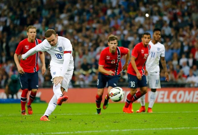 Rooney inglaterra (Foto: Reuters)