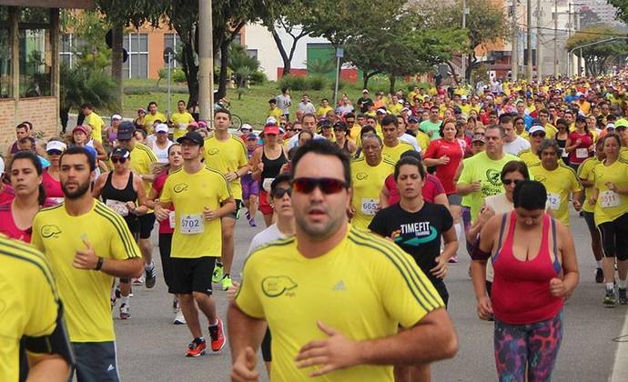Corrida de rua São José dos Campos (Foto: Divulgação)