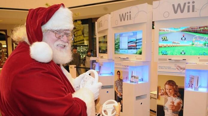 Confira alguns das melhores fases e cenários baseadas em Natal no mundo dos jogos (Foto: Pure Nintendo)
