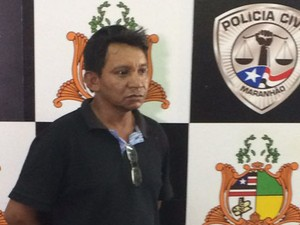 Vereador é preso suspeito de matar um comerciante  em Godofredo Viana (Foto: Divulgação/SSP-MA)