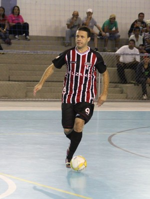 Fabinho Suzano/São Paulo (Foto: Thiago FIdelix)
