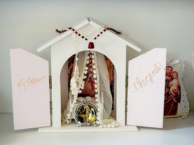 Altar: presente desde o nascimento  (Foto:  )