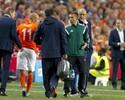Problema para Holanda e Bayern: Robben para por quatro semanas