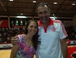 Helen, Flamengo x Macaé, NBB (Foto: Marcello Pires)