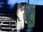 Justin Bieber se apresenta no Rio