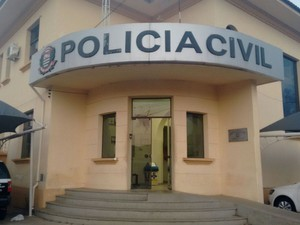 Em 2014, a Polícia Civil de Pirajuí também registrou ocorrência envolvendo padre. (Foto: Thaís Andrioli/TV TEM)