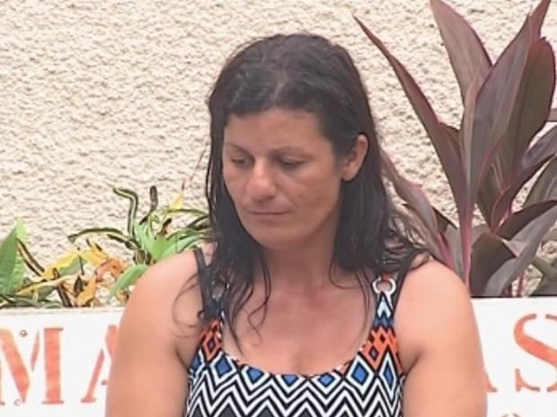 Tereza Barbosa, mãe de Yara, pede Justiça com o que aconteceu (Foto: Reprodução/TV TEM)