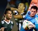 Presentes de Natal: conheça o trio de reforços do Palmeiras para 2016