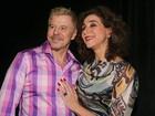 Miguel Falabella e Marisa Orth estreiam peça em São Paulo