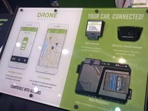 Kit da Drone Mobile transforma qualquer veículo em 'carro inteligente' (Foto: Gustavo Petró/G1)