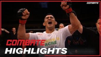 Confira grandes momentos de Francimar Bodão no UFC