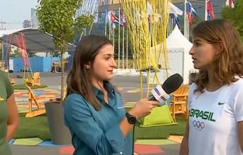 Martine e Kahena destacam valor do Pan na preparação para as Olimpíadas