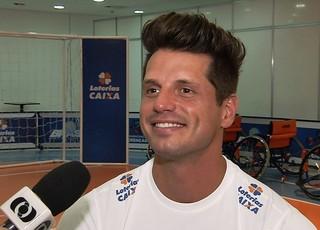 Fernando Fernandes no Experimentando Diferenças (Foto: Reprodução/TV Anhanguera)