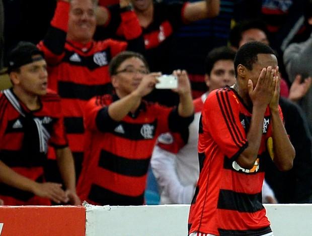 Elias flamengo Cruzeiro (Foto: Alexandre Loureiro / Agência Estado)