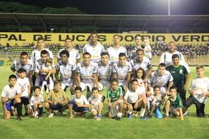 Luverdense 2016 (Foto: Assessoria/Luverdense Esporte Clube)