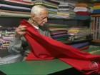 Aos 100 anos e após derrame, idoso mantém ânimo e não deixa trabalho