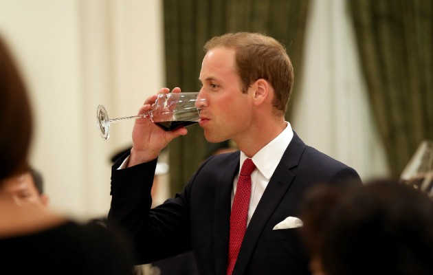 Príncipe William (Foto: Getty)
